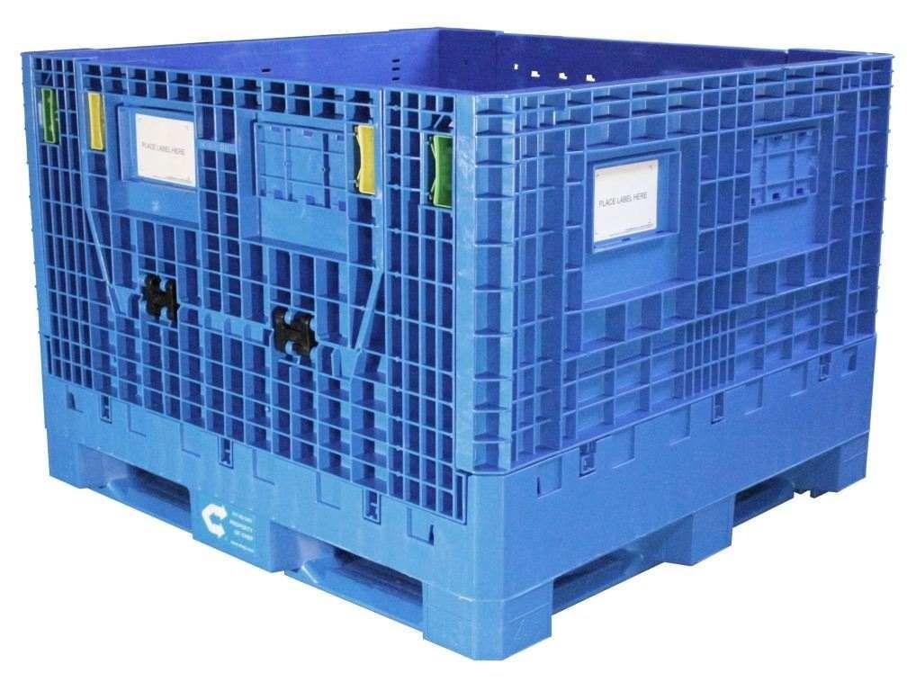 Superbe Plastic Pallet Box   FLC 484534