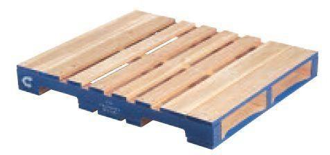 Wooden Pallet Euro Transport