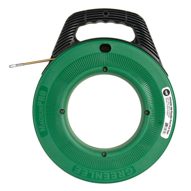 Steel cable puller - FTFS439-100 - GREENLEE