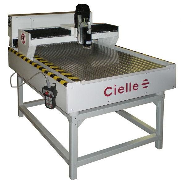 Laser engraving machine / for aluminum profiles / 3D ALFA LAB 67/67, 67/130  CIELLE