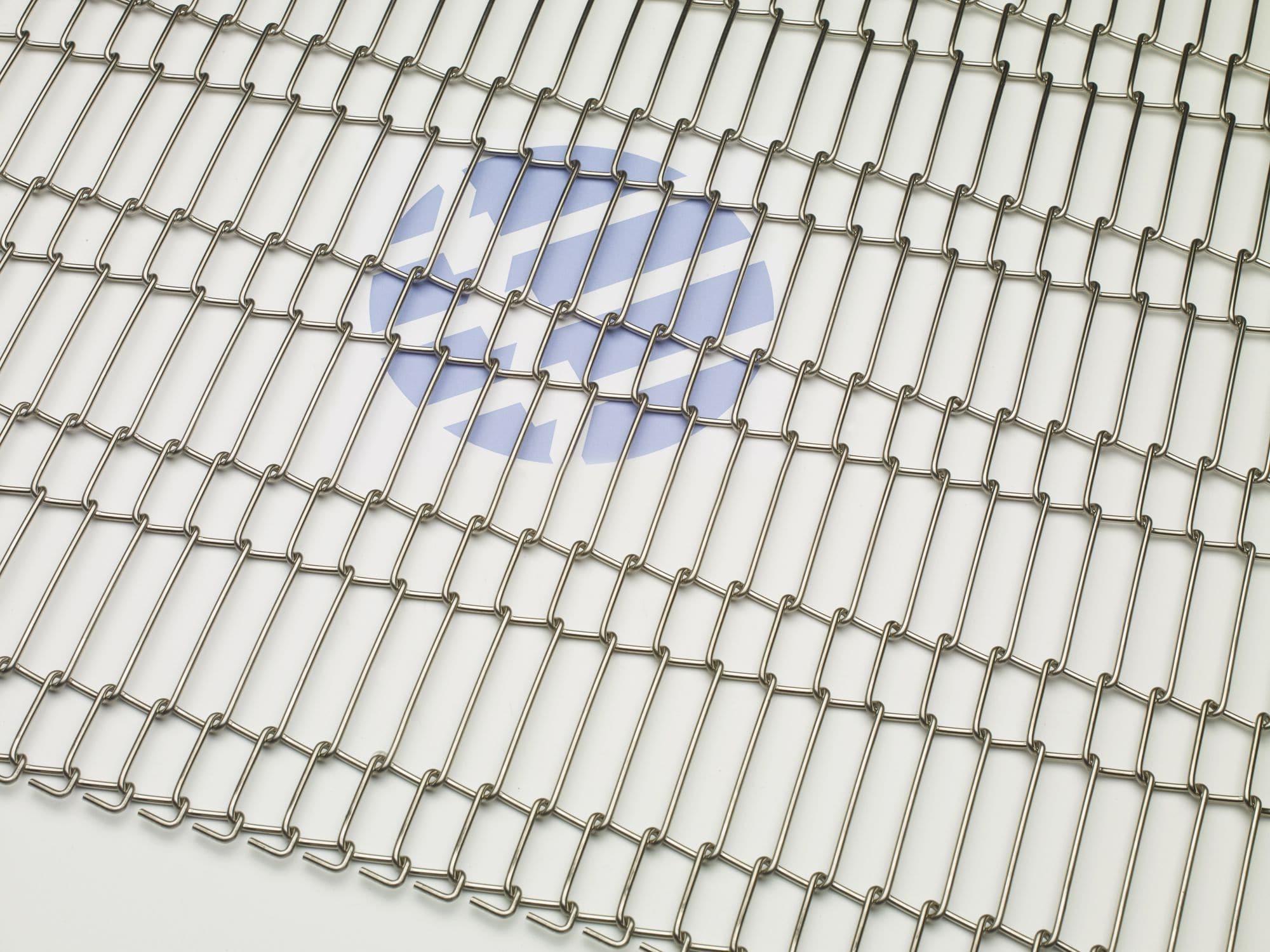 Wire mesh conveyor belt / high-resistance - Flat-Flex®XT™ - Wire ...