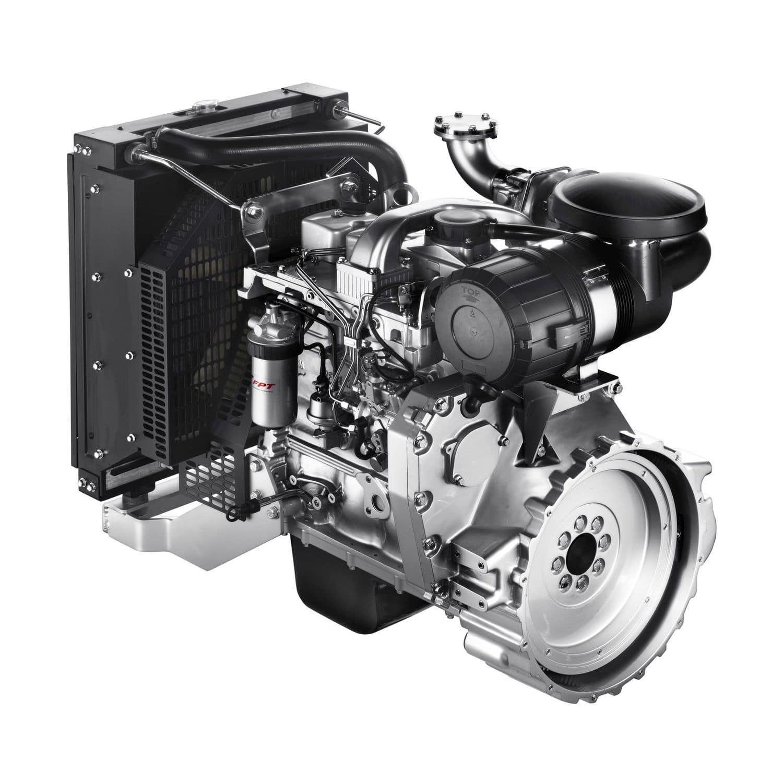 Diesel engine 4 cylinder turbocharged for generator sets