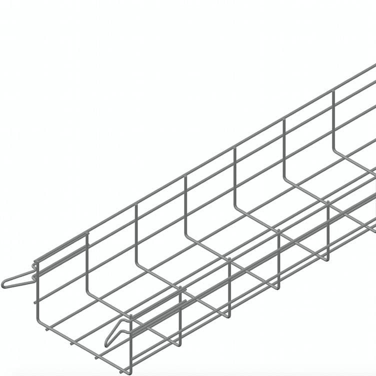 Wire basket cable tray / modular - EASYCONNECT EC100 Series ...