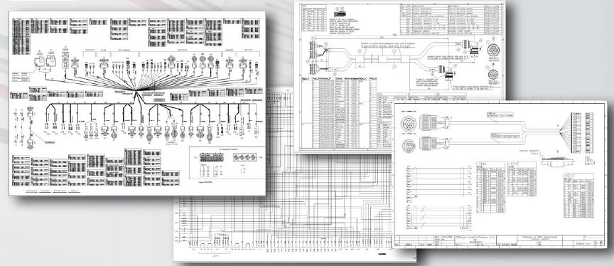 electrical cad software for wiring harnesses design sdproget electrical cad software for wiring harnesses design