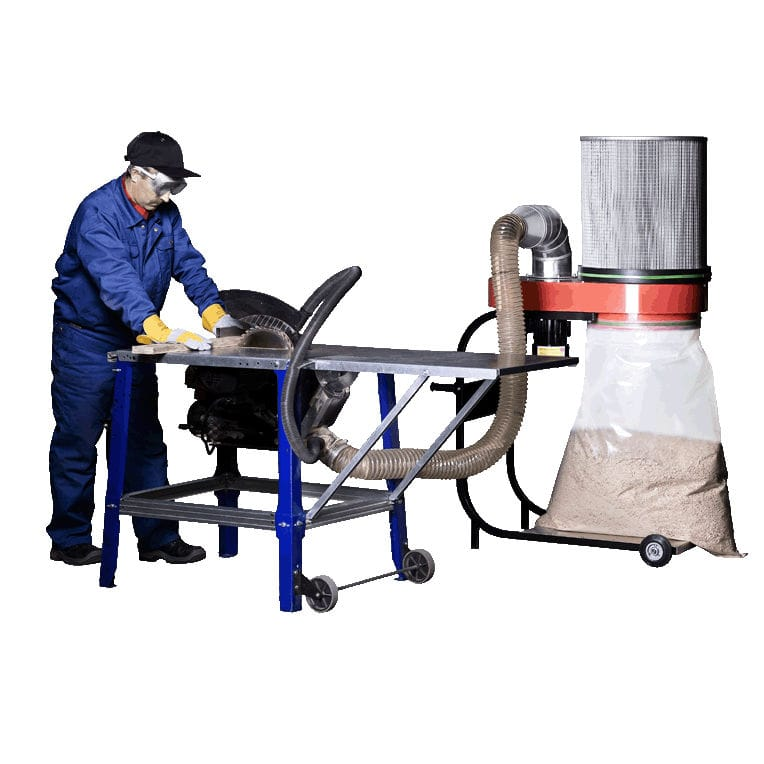 woodworking dust extraction
