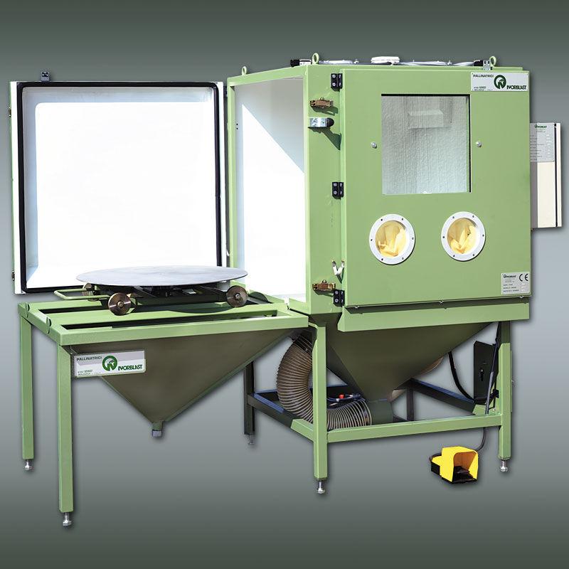 Blast Cabinet 1100 x 1100 x