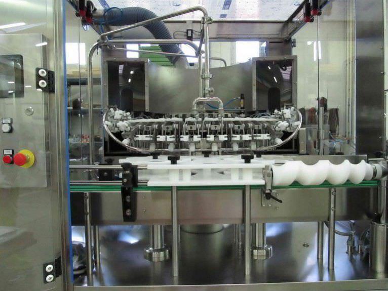 Sterile Bottles Bottle Rinser-sterilizer /