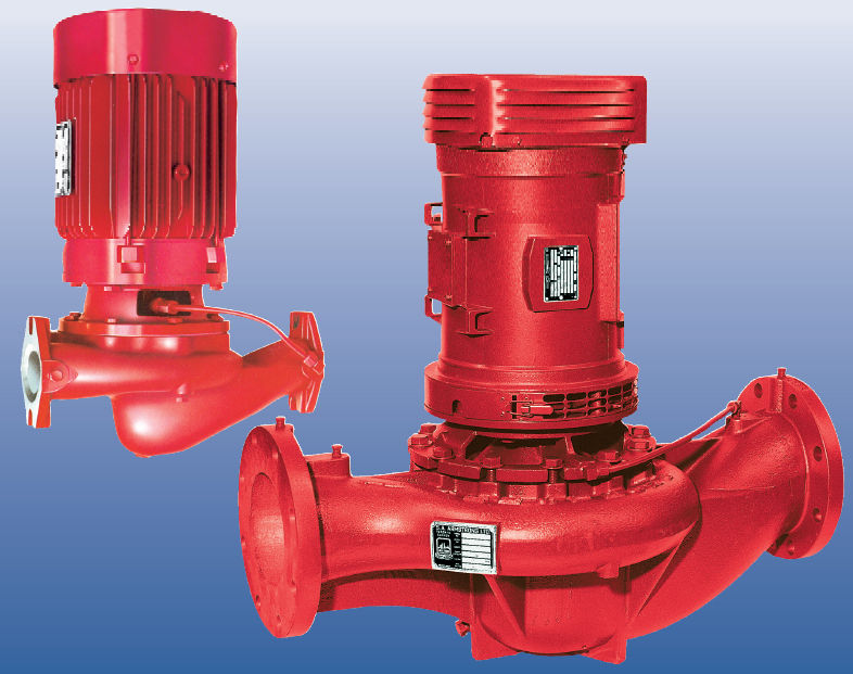 Armstrong Pump Logo Centrifugal Pump / Charge
