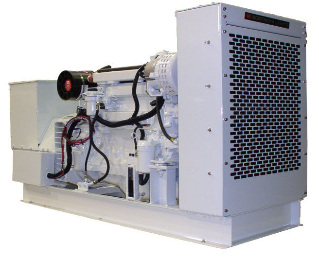 Light Generator Set Diesel Generator Set