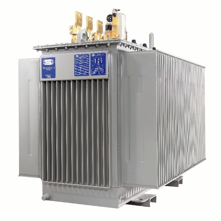 Distribution transformer / oil-insulated - max. 2.5 MVA, 20 kV ...