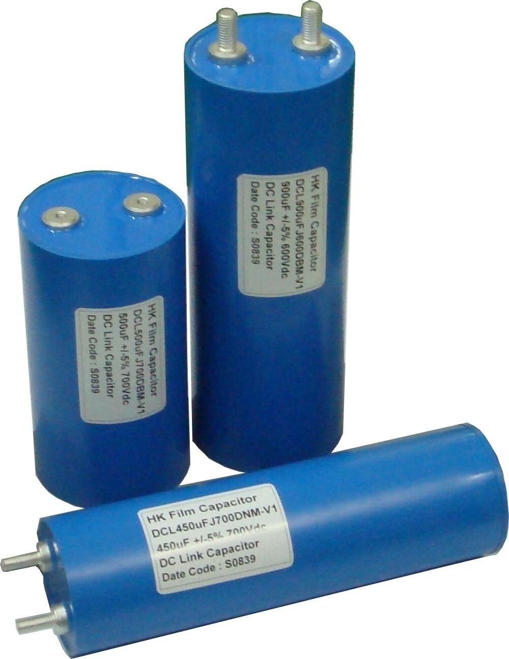 Film Capacitors Film Capacitor / Cylindrical