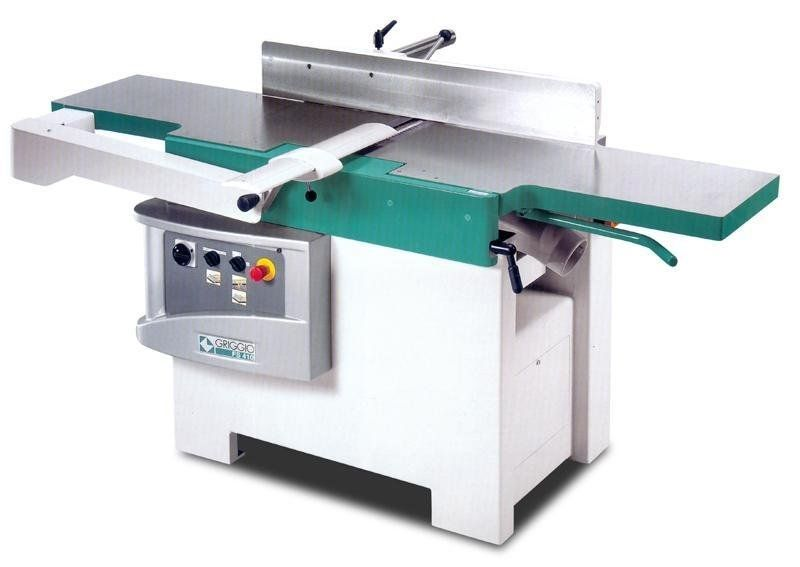 Jointer surface planer