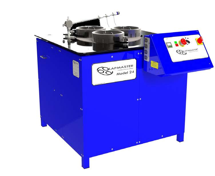 Lapping Machine Lapping Machine ø 610 x 114