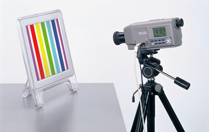 Minolta Cs-100 Luminance Meter Luminance Meter Cs-200 Konica