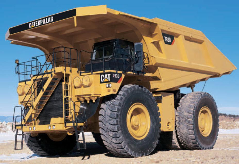 Mining Dump Rigid Dump Truck / Mining Max