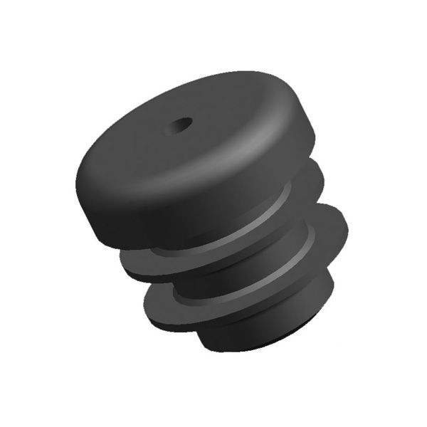 Rubber Cap Plugs Snap-on Plug / Finned / Rubber