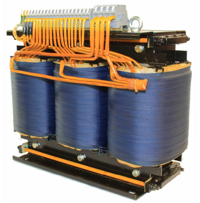three phase transformer definition