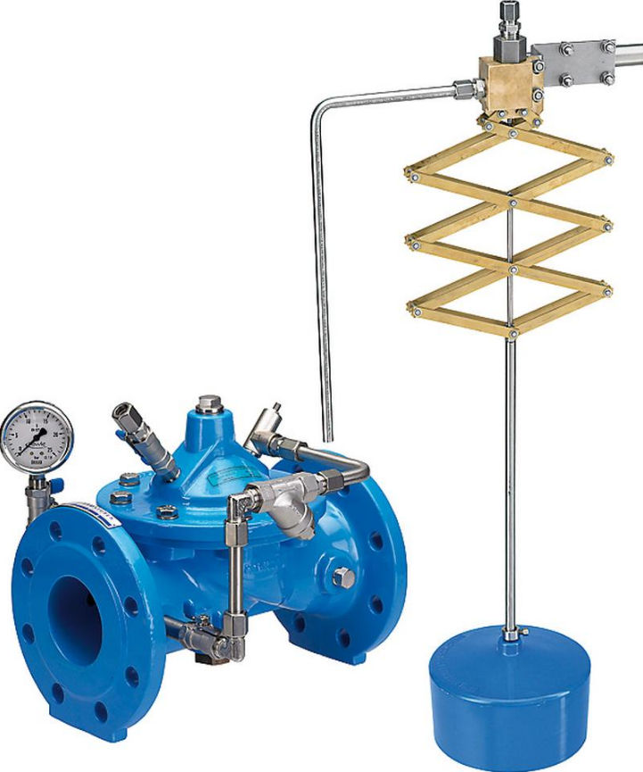 Piloted Relief Valve Valve Pilot Operated