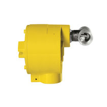Thermal flow switch / for liquids / for gas / in-line
