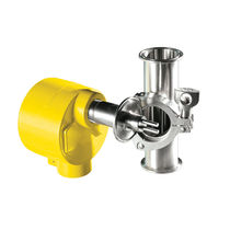 Thermal flow switch / for liquids / for gas / insertion