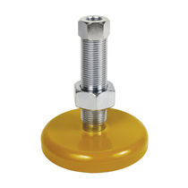 Steel foot / for heavy loads