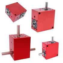 90° angle gearbox / aluminum