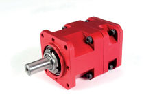 Planetary gear reducer / coaxial / for heavy loads / transmission