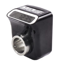 Position indicator / digital / hollow-shaft / battery-powered