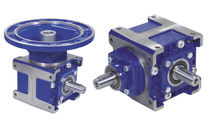 Bevel angle gearbox / 90° / steel