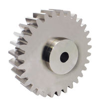 Spur gear / straight-toothed / large-format