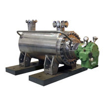 Centrifugal pump / feed / water / with stand
