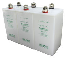 Ni-Cd battery / stationary / CE / IEC