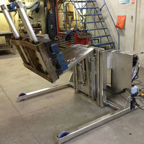 Electro-hydraulic tilter / stainless steel