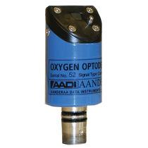 Luminescence dissolved oxygen sensor