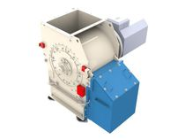 Hammer mill / horizontal / for rubber / for wood