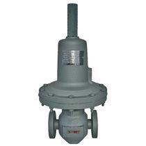 Diaphragm pressure relief valve / compact
