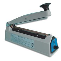 Manual heat sealer / for medical applications