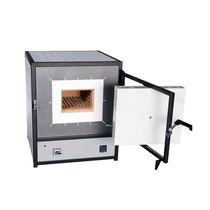 Heat treatment furnace / chamber / electric / laboratory