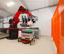 Articulated robot / palletizing / self-learning / industrial