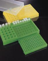 Autoclavable test tube storage rack