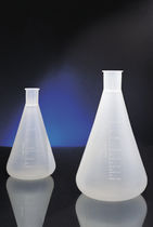 Erlenmeyer flask / polypropylene