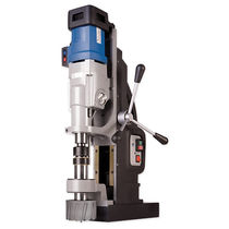 Magnetic base drill / electric / heavy-duty