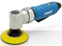 Handheld mini sander / pneumatic