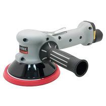 Pneumatic sander / orbital / low-profile