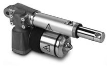 Linear actuator / electric / worm gear / with parallel motor