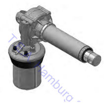Linear actuator / electric / worm gear / motorized
