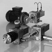 Trapezoidal screw jack / motorized