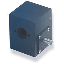 Bevel gear reducer / orthogonal / precision / high-performance