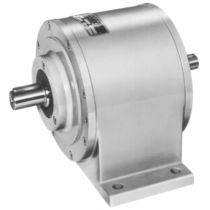 Cylindrical gear reducer / coaxial / maintenance-free / compact
