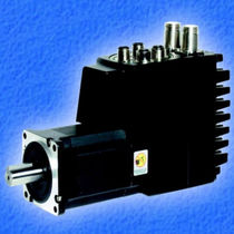 AC servomotor / 400 V / with integrated movement controller